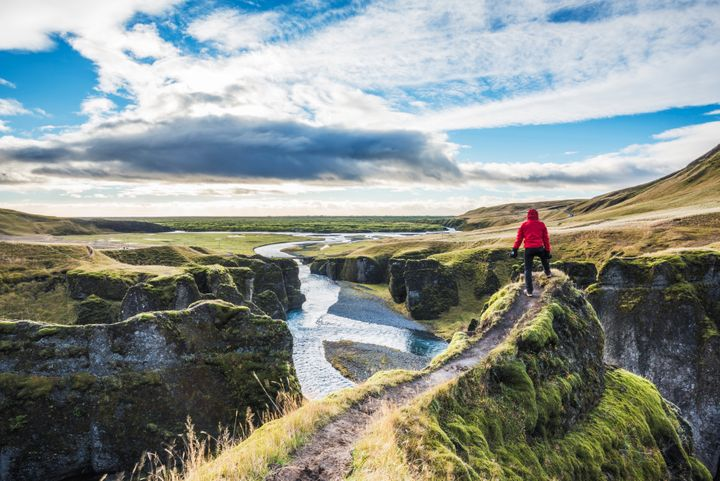 It's important to be respectful of Iceland's environment.